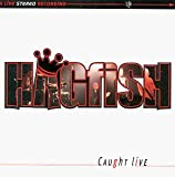 Album cover for Caught Live