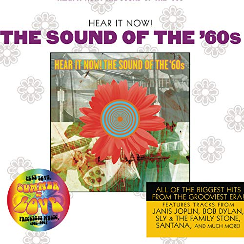 Various Artists - Hear It Now! The Sound Of The '60s