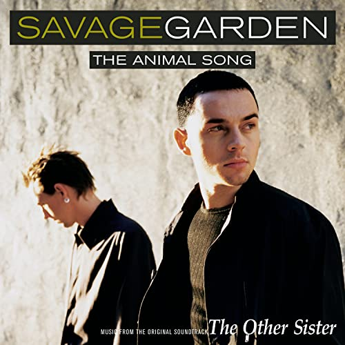 Animal Song Us Cd Savage Garden
