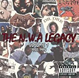Capa do álbum The N.W.A Legacy, Volume 1: 1988-1998 (disc 1)