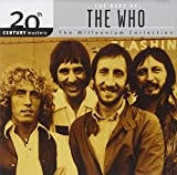 Capa do álbum The Best of The Who: The Millennium Collection