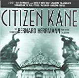 Albumcover für Citizen Kane: The Essential Bernard Herrmann Film Music Collection