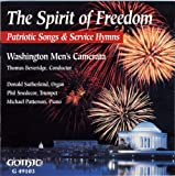 The Spirit of   Freedom: Patriotic Songs and Service Hymns