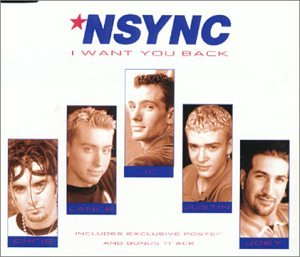 Original album cover of I Want You Back #2 by 'N Sync