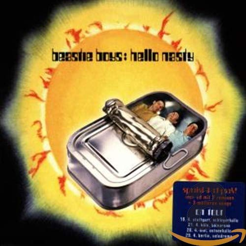 The Beastie Boys - Hello Nasty Bonus CD - Zortam Music