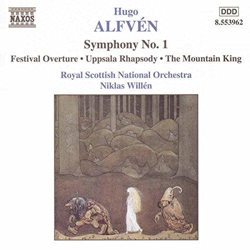 Symphony N 1;The Mountain King