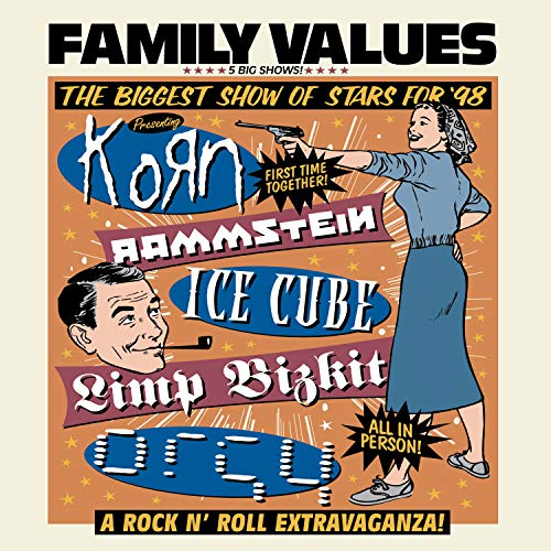 The Family Values Tour '98