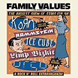 Capa de The Family Values Tour 1998