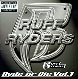 Album cover for Ryde or Die Compilation, Vol. 1
