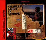 Album cover for Charles Lloyd in Europe