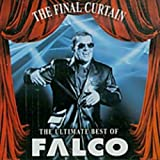 Cubierta del álbum de Final Curtain: The Ultimate Best of Falco