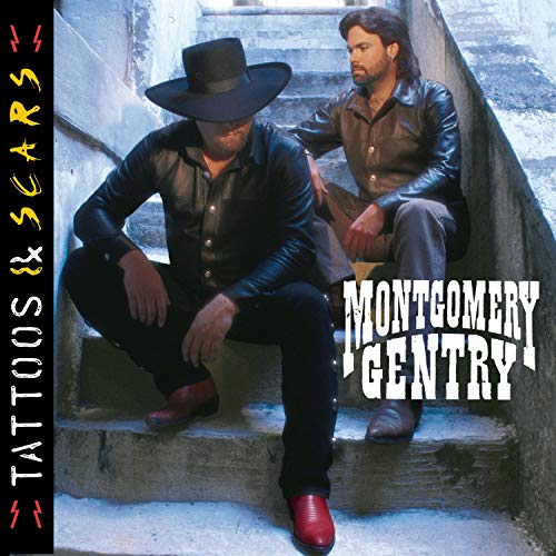 MONTGOMERY GENTRY - Tattoos and Scars [Us Import] - Zortam Music