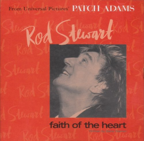 Faith of the Heart [CD Single]