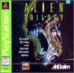 Alien Trilogy for Playstation 1