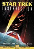 Star Trek - Insurrection - movie DVD cover picture