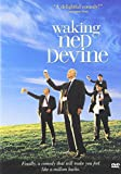 Waking Ned Devine - movie DVD cover picture