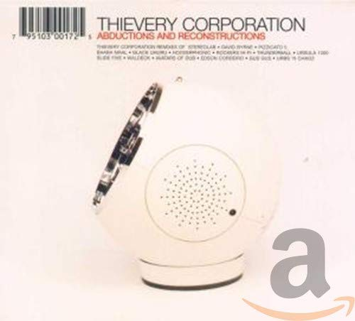 Thievery Corporation - Abductions And Reconstructions - Zortam Music