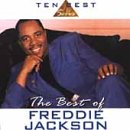 Cubierta del álbum de The Best of Freddie Jackson