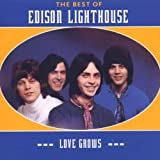 Album cover for The Best Of Edison Lighthouse