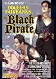 The Black Pirate - movie DVD cover picture