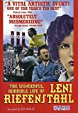 The Wonderful, Horrible Life of Leni Riefenstahl - movie DVD cover picture