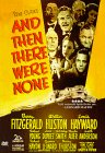 And Then There Were None - movie DVD cover picture