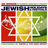 Album cover for Jewish Holidays & Festivals