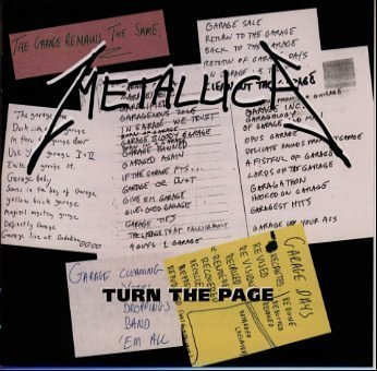 Turn the Page [Japan CD]