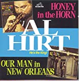 Pochette de l'album pour Honey in the Horn/Our Man in New Orleans