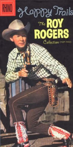 Happy Trails: The Roy Rogers Collection, 1937-1990