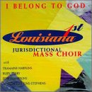 I Belong to God by Louisiana 1st Jurisdictional Mass Choir.  Click here to purchase!