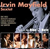 Album cover for Live at the Blue Note