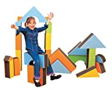 Edushape Jumbo Textured 5 Blocks Set