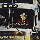 Pochette de l'album pour Gotta Keep Rollin': The Jeremiah Years 1979-81