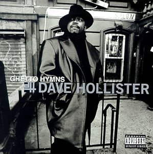 Ghetto Hymns by Dave Hollister album cover
