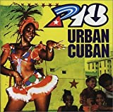 Album cover for Urban Cuban
