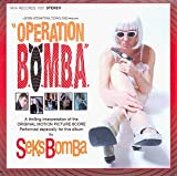"Capa do álbum ""Operation B.O.M.B.A"""