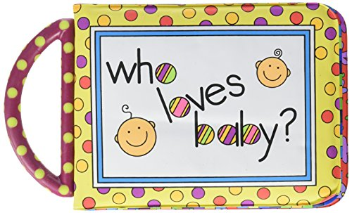 Who Loves Baby? photo book