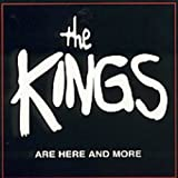 Cubierta del álbum de The Kings Are Here and More