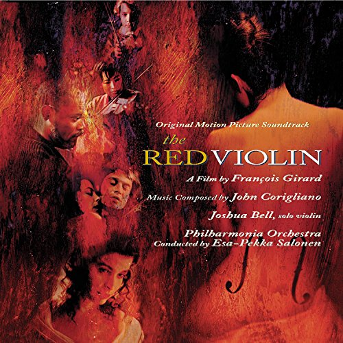 Corigliano and Joshua Bell, Red Violin