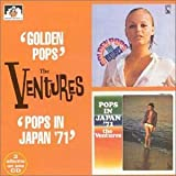 Album cover for Golden Pops/Pops in Japan '71