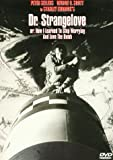 Dr. Strangelove Or How I Learned to Stop Worrying and Love the Bomb - movie DVD cover picture