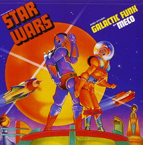 Meco - Star Wars and Other Galactic Funk - Zortam Music