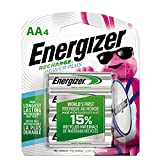 Energizer NH15BP-4 ACCU 2500mAh Rechargeable AA Batteries (Four-pack)