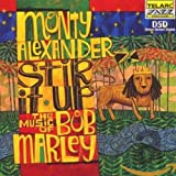 Copertina di album per Stir It Up - The Music of Bob Marley