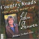 Skivomslag för Country Roads: The Very Best of John Denver