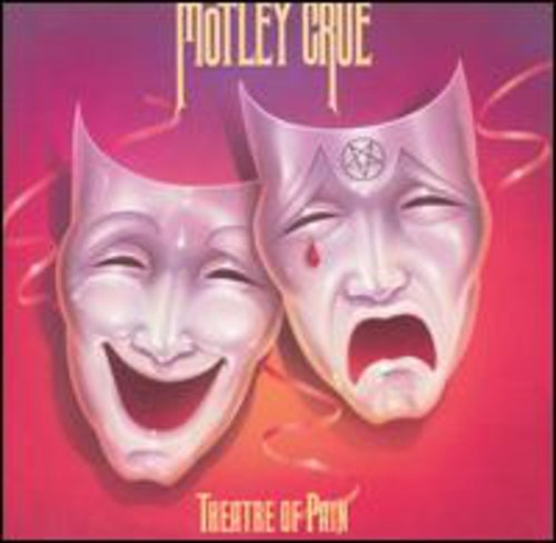 CD-Cover: Motley Crue - Theater Of Pain