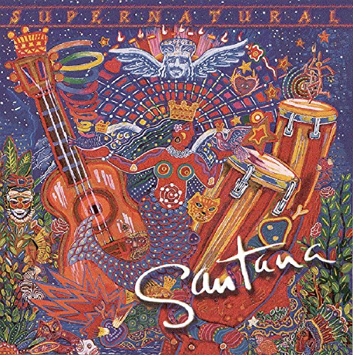 Santana - Supernatural [2010 Legacy Edition] CD1 - Zortam Music