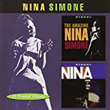 album art to The Amazing Nina Simone / Nina Simone at Town Hall