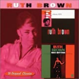 Pochette de l'album pour Ruth Brown/Miss Rhythm